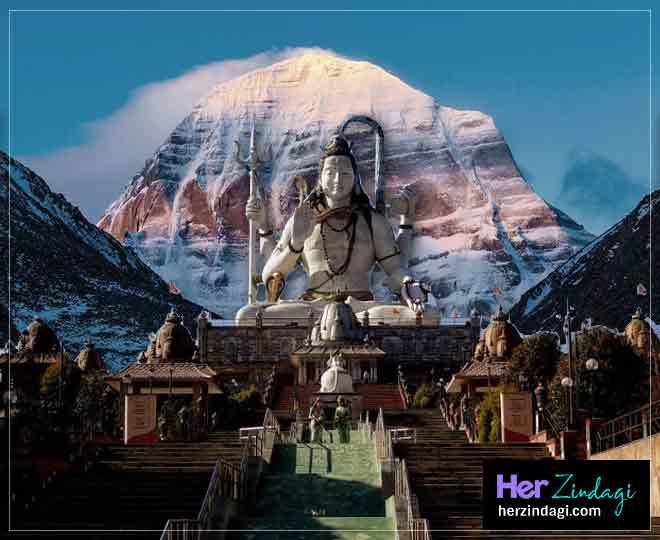 kailash mansarovar yatra lord shiva