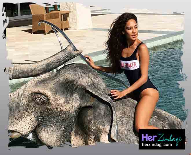 lisa haydon risky fashion article