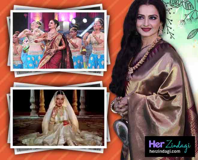 rekha dance performance iifa