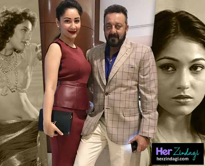 sanjay dutt have more than   love affairs