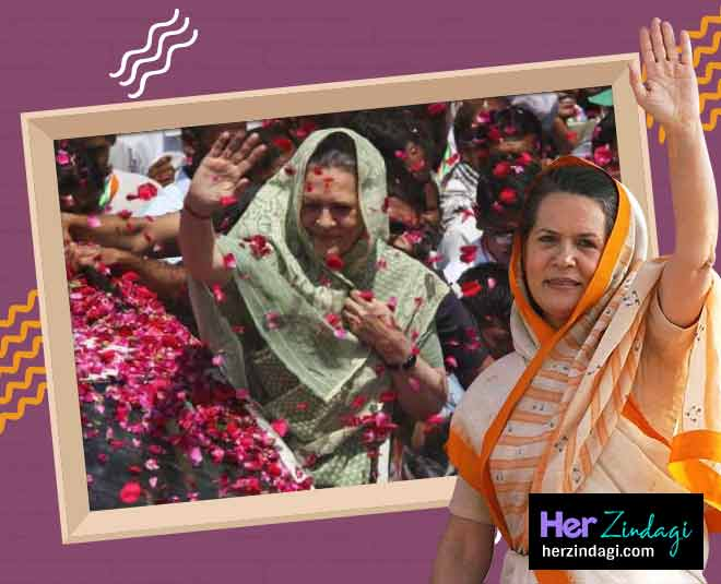 sonia gandhi life journey article