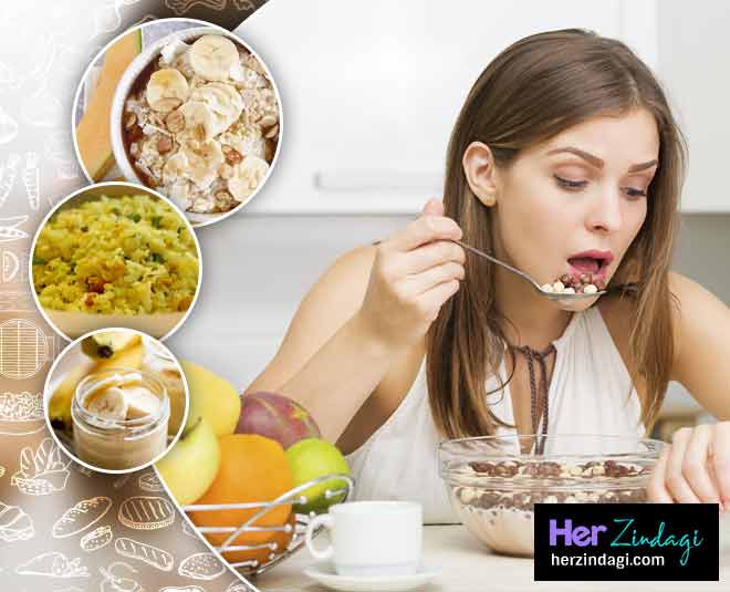working women breakfast tips main