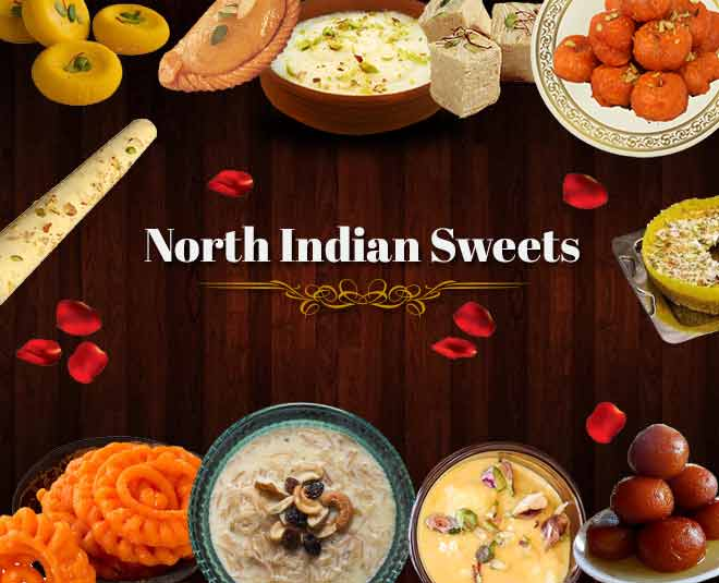 North Indian Famous sweets main