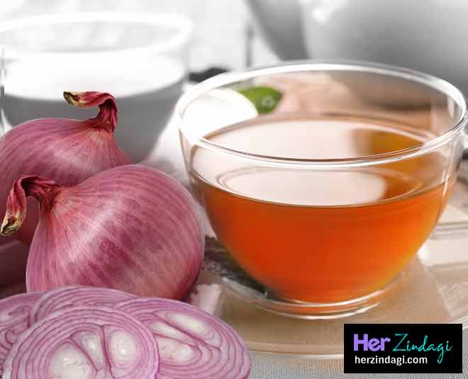 Drink onion tea and stay away from these diseases ()