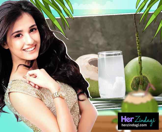 beauty benefits of coconut water