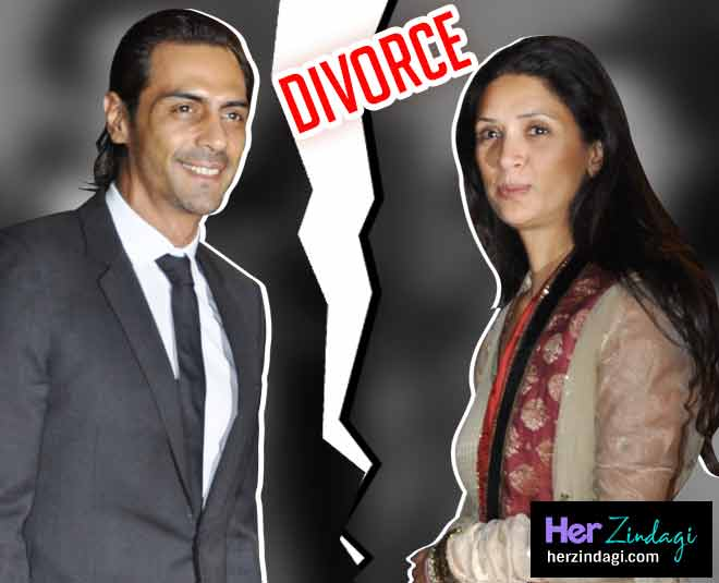 arjun rampal divorce main
