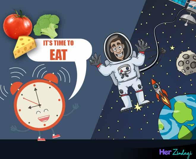 astronaut's diet  ()