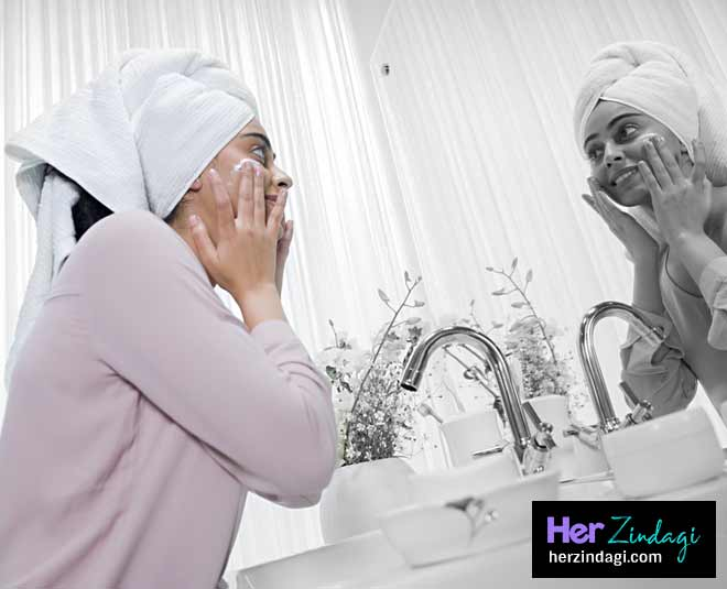 beauty tips before sleeping