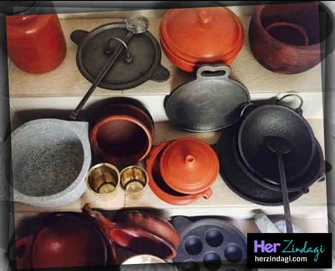 cookware nonstick aluminium making you ill so use mitti ke bartan main