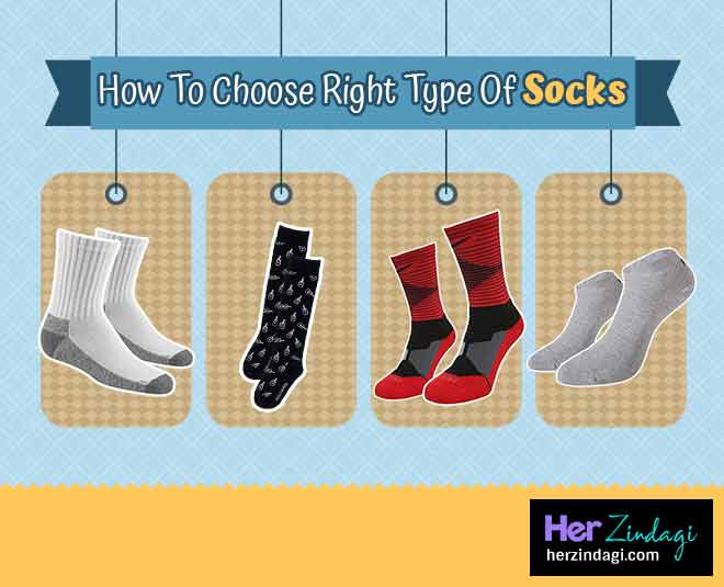 how to choose right socks main