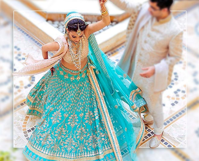 Bridal lehenga ideas from four famous fashion designers collection for this wedding season