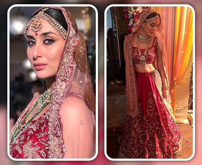 Kareena kapoor latest bridal look brides can take tips