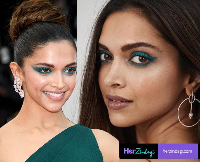 Have You Tried These Deepika Padukone's Eye Make-up Looks?