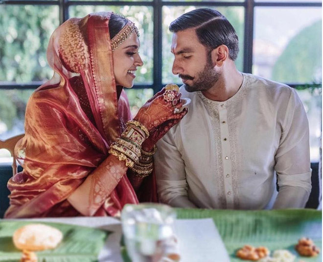 deepika  padukone Konkani bridal look