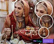 deepika padukone wedding ring bridal lehenga jeweller thumb