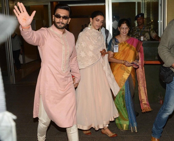 deepika padukone with ranveer singh family big