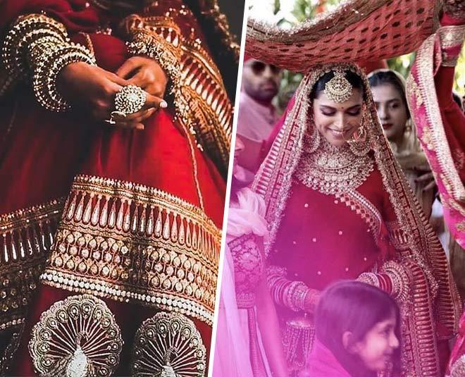 How Was Deepika's Lehenga Made, DeepVeer reception And More
