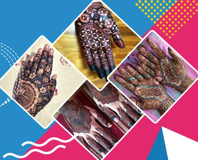 different style mehndi designs wedding festival article