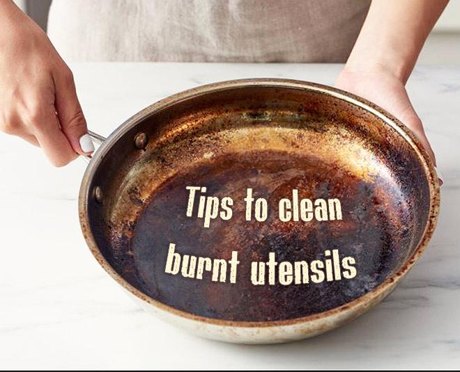 easy tips burnt utensils main