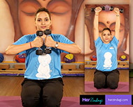 expert yoga for breast thumb