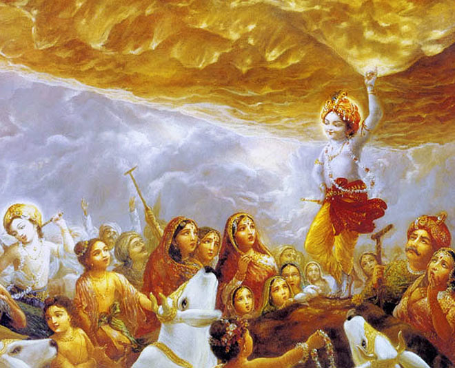 Here's Why Govardhan Puja Is Celebrated