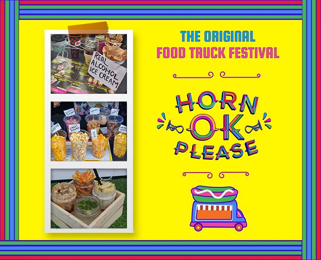 horn ok please food truck festival in delhi main