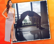 kritika kamra sharing the  benefits of yoga thumb