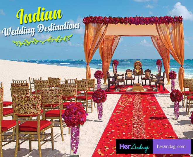 These 5 Indian Destinations Are Hot For Affordable Big Fat Indian Weddings