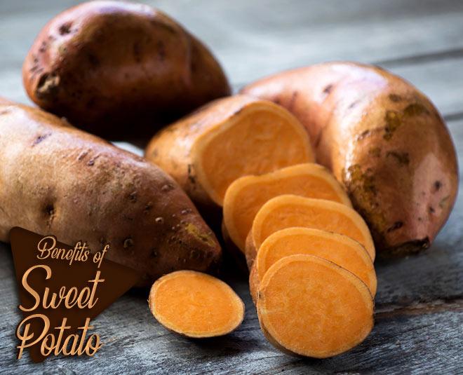 why eat sweet potatoes