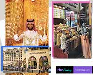 world famous gold market dubai thumb
