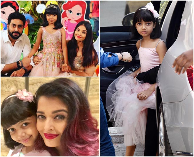aaradhya bachchan birthday party look fashionista like aishwarya rai article