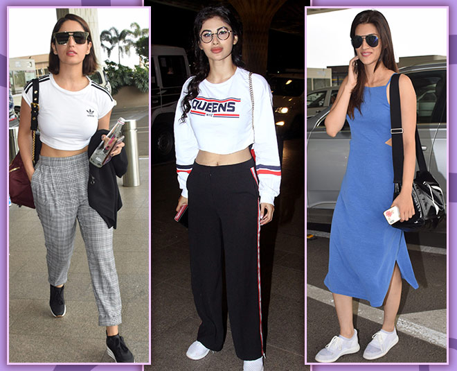 f0f579868374 Latest Airport Looks Of Bollywood Divas