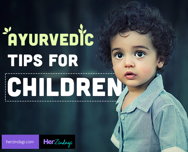 ayurveda for child main