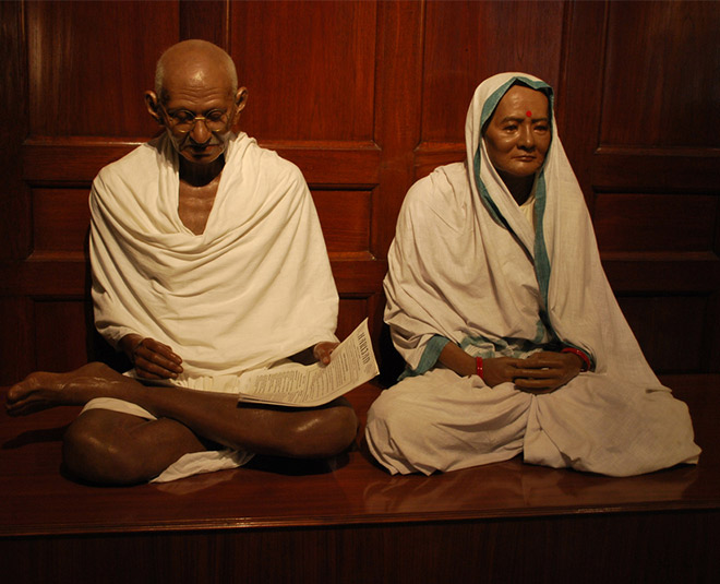gandhi jayanti kasturba gandhi inspiring women mahatma gandhi loved his wife most main