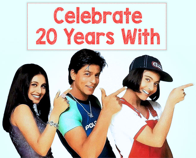 Celebrate 20 Years Of Kuch Kuch Hota Hai With Karan Johar