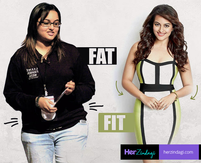 Sonakshi Sinha's Weight Loss Story – A True Inspiration!