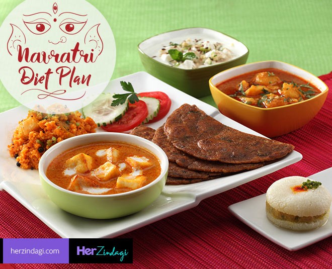 navratri diet plan weight loss card ()