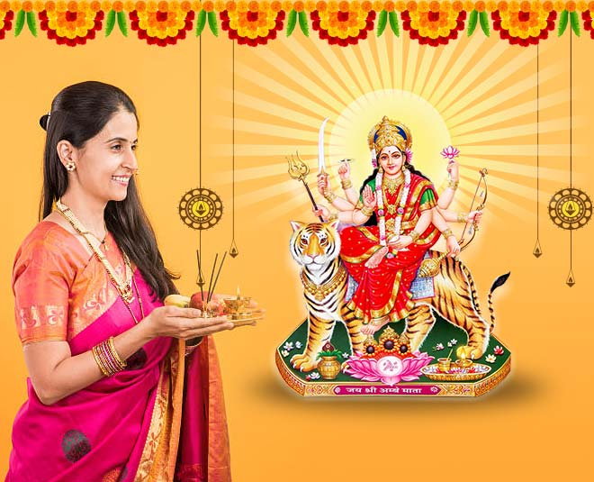 navratri pooja niyam according toshastra article