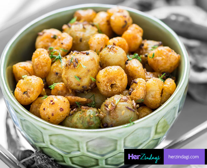 navratri special kaju makhana recipe main