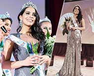 nishtha dudeja first Indian miss deaf asia crown thumb