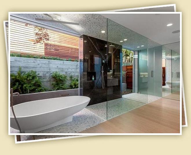 priyanka chopra bathroom nick jonas luxurious house
