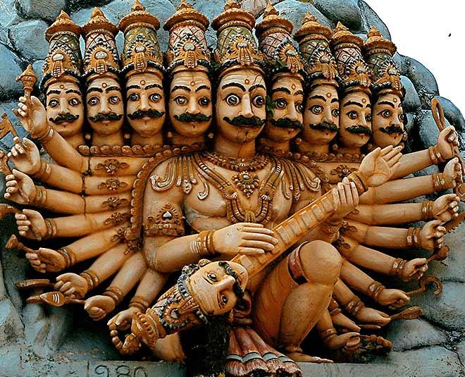 ravana temple india