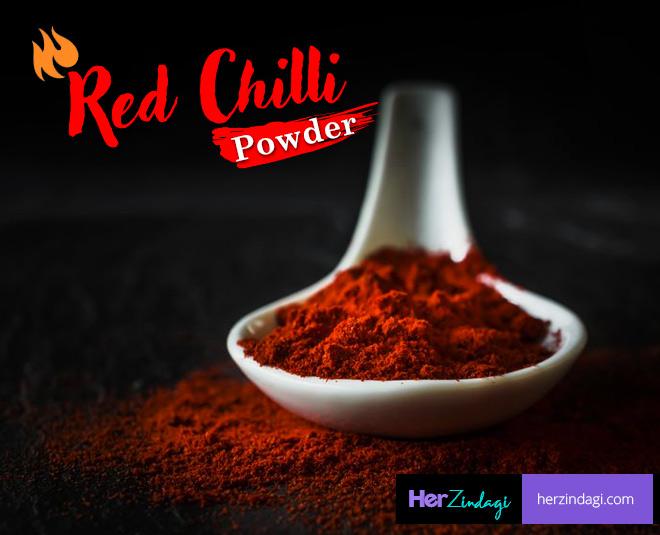 red chilli powder main