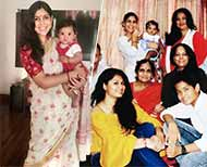 tv actress sakshi tanwar adopt a girl child thumb