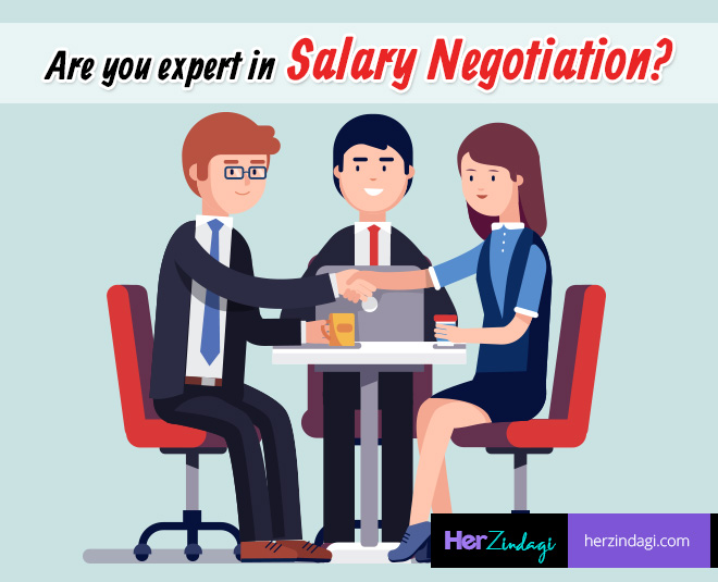 Expert tips for salary negotiation in new job