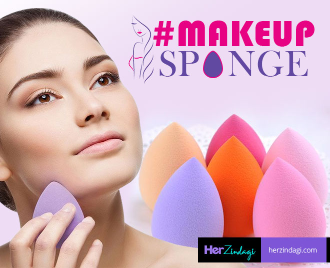 beauty tips how to use makeup sponge article