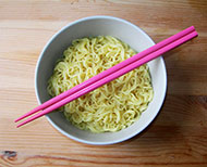 chopsticks eating noodles thumb
