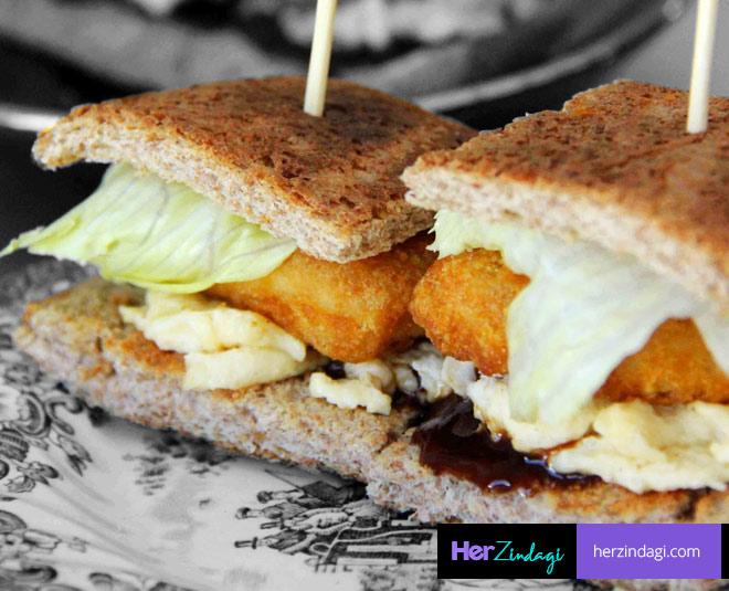 egg chicken sandwich recipe main