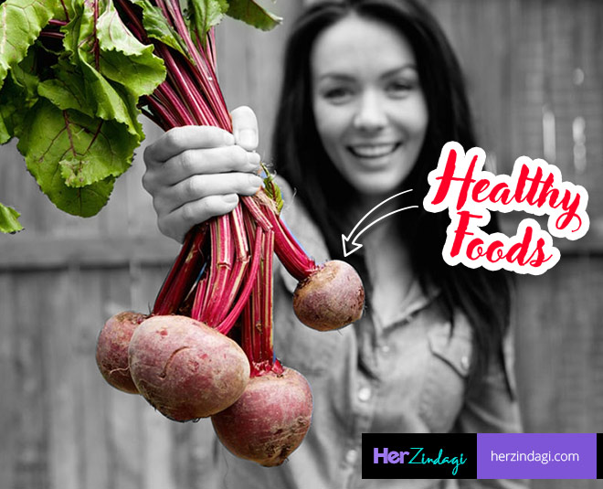 healthy food for women main