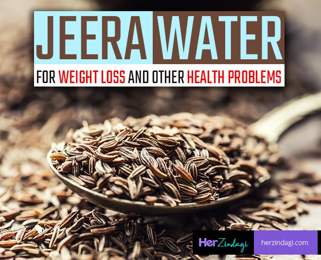 Jeera Water Benefits